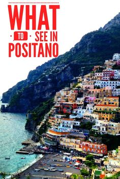 What to see in Positano Italy? How about pirate treasure in the Church of Santo Maria Assanto?