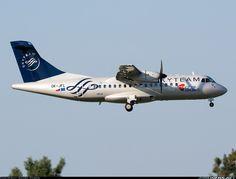 ATR ATR-42-500 - SkyTeam (CSA - Czech Airlines)   Aviation Photo #1572902   Airliners.net