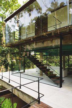 Galería de Casa en Iporanga / Nitsche - 1
