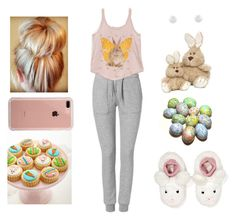 """""""Getting ready for Easter - Baking cookies"""" by muppets-cookie-monster ❤ liked on Polyvore featuring Zoe Karssen, O'Neill, Accessorize and Belkin"""
