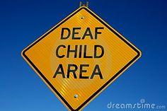deaf child area