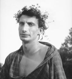 The photographer Édouard Boubat.