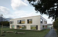 Kindergarten Susi Weigel / Bernardo Bader Architects