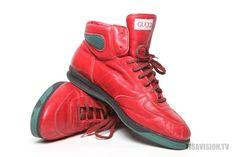 1988 Gucci Tennis Shoe,