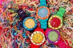 Smiley Watch