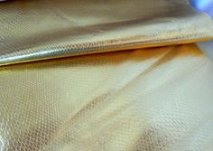 GOLDEN(14''x18'')Genuine  Leather/ For Accessorie, Decorations .... 8.50, via Etsy.