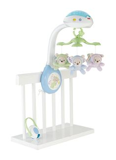 Fisher-Price Butterfly Dreams Projection Mobile: Amazon.de: Baby