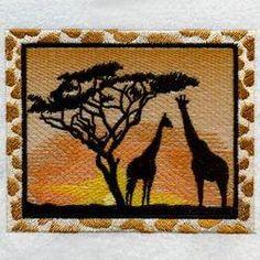 Premium Embroidery Designs -2014-09 Realistic Singles | OregonPatchWorks