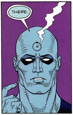 ¿Por qué el Dr. Manhattan es uno de los héroes más poderosos de la historia? - Batanga
