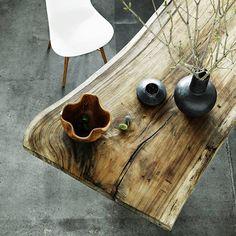 Ιδέες Για Ξύλινες Τραπεζαρίες / Wooden Dining Table Ideas