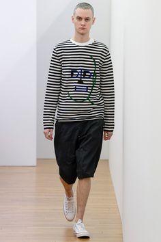 Comme des Garçons Shirt Fall 2017 Menswear Collection Photos - Vogue
