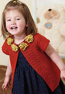 Anna Cardigan by Robyn Chachula - Free Crochet Pattern
