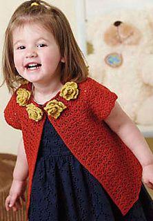 Anna Cardigan by Robyn Chachula - Free Crochet Pattern