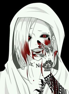 Amazing Uta-Tokyo Ghoul Art from google #uta #tokyoghoul #cosplayclass