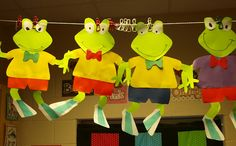 Great unit for the froggy book series!  Mrs Jump's class: Froggy Fun! <3
