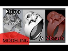 Tutorial Rhinoceros com Zbrush - Suavindo Modelos para Impressão 3D