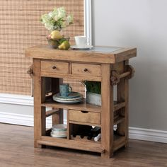 French Island (Indonesia) | Overstock™ Shopping - The Best Prices on Bar Storage