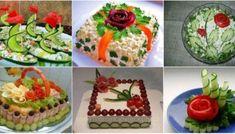 Food Design, Food Art, Waffles, Muffin, Good Food, Food And Drink, Caramel, Bacon, Cooking