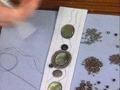 Video: Sherry Serafini Make Bracelet #Seed #Bead #Tutorials