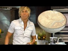 http://www.KetchupMustard.com Easily and quickly make your own healthy mayonnaise without eggs or unhealthy oils. Markus Rothkranz demonstrates how easy and ...