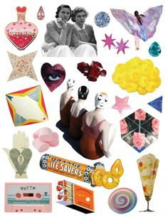 Rookie » Collage Kit