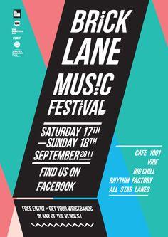 BRICK LANE MUSIC FESTIVAL FLYER 2011 1 Brick Lane Music Festival   17th and 18th September