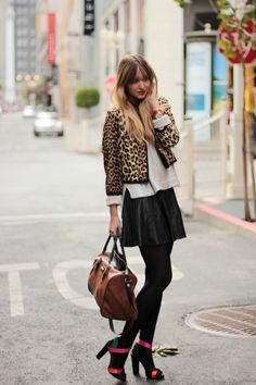 """leopard is my downfall - the rest is """"meh"""""""