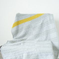 Hæklet babytæppe - SolStrejf / Crochet babyblanket - SolStrejf