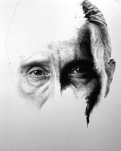 Work in progress 4  #eyedrawing #workinprogress #artwork #monochrome #drawing #charcoal #pencil #worldofpencils #eyeart #eye #eyes #portrait #portraits #hannibal #madsmikkelsen #creativeuprising #artist #art #realism #bnw_society #bw_lover #monoart #noir #artcollector #artcollection #blackandwhite #instaart #arte #arts #bnw