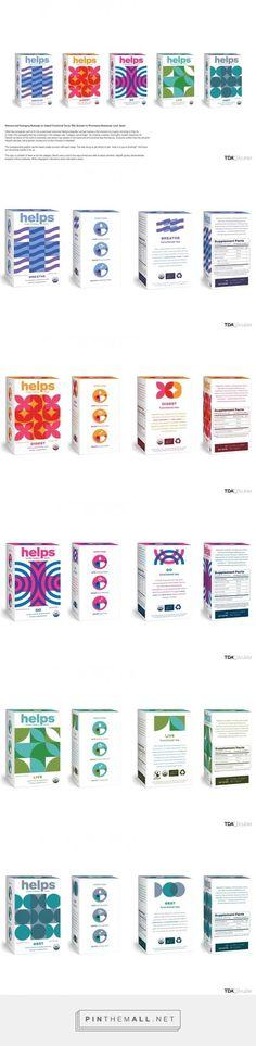 Helps Tea - Packaging of the World - Creative Package Design Gallery - www.packagingofth...
