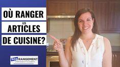 Zones d'accessibilité: Où ranger les articles dans la cuisine? Ranger, Dan