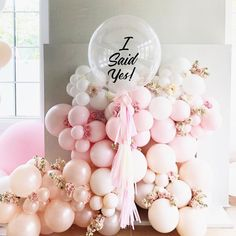 Balloon Installation, Balloon Backdrop, Balloon Columns, Balloon Wall, Balloon Garland, Bridal Balloons, Engagement Balloons, Wedding Balloon Decorations, Bridal Shower Decorations