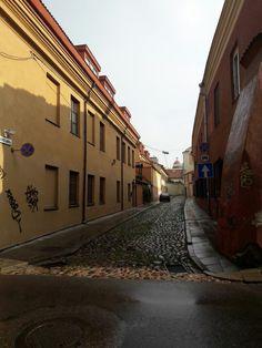 Old Town. Vilnius