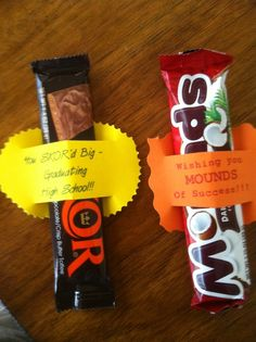 High School Graduation Party Ideas   gift ideas / High School Graduation Party Favor
