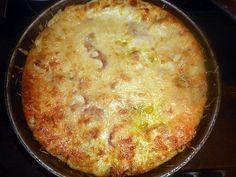 La meilleure recette de Clafoutis,courgette,jambon fromage! L'essayer, c'est l'adopter! 5.0/5 (6 votes), 7 Commentaires. Ingrédients: 125 gr de farine, 3 courgettes, 4tranches de jambon a l os, 150 gr d émmental,4 gros œufs, 25cl de lait entier, 25 cl de creme fleurette,une gousse d ail,2 cas de persil haché, sel,poivre du moulin,huile d olive,beurre