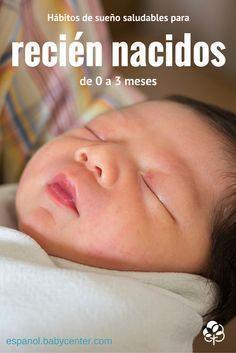 Cómo establecer hábitos de sueño saludables en recién nacidos - BabyCenter