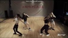 BLACK PINK- BOOMBAYAH DANCE PRACTICE MIRRORED - YouTube