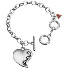 Pulsera  Guess Heart OUTLET  UB306500