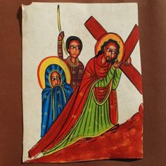 Ethiopian Christian Icons collection on eBay!