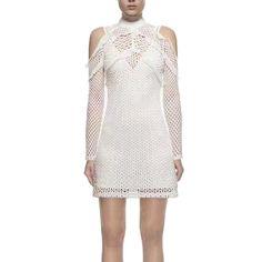 Spring Summer Dress Women Brand New Fashion Off the Shoulder Agaric edge Hollow Out Slim Sexy Dresses Vestidos de Festa