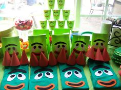 brobee yo gabba gabba party