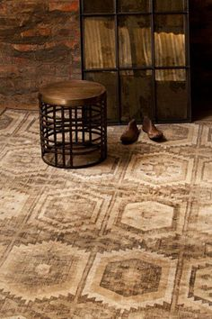 One of our best sellers... The Kelim rugs by Hertex. Available from CG&H in three colour options.. <3 CG&H