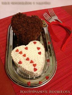 Torta monoporzione per S. Valentino ricetta
