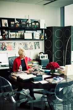 Joanna Coles - Marie Claire editor-in-chief