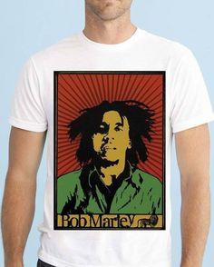 Bob Marley, Celebrities, Instagram Posts, T Shirt, Women, Products, Supreme T Shirt, Celebs, Tee Shirt