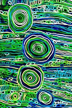 Aboriginal Art - A3-Australian Aboriginal Arts, Emily Kame Kngwarreye, minnie pwerle, Clifford Possum Tjapaltjarri,