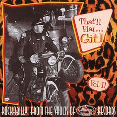 That'll Flat Git It! Vol. Rockabilly From The Vaults Of Mercury Records Mercury Records, How Big Is Baby, Vaulting, Various Artists, The Rock, Rock N Roll, Vinyl Records, Rockabilly, My Music