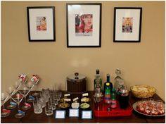 AMC's Mad Men Inspired Birthday Party!