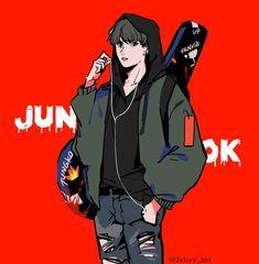 Jungkook Fanart | ♡