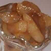 Cracker Barrel Fried Apples Recipe - I put the apples in the crock pot on low for 4 hours and then just made the sauce. YUM!
